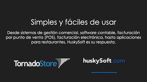 eCommerce integrado con HuskySoftware ERP Sistema de Gestion integracion